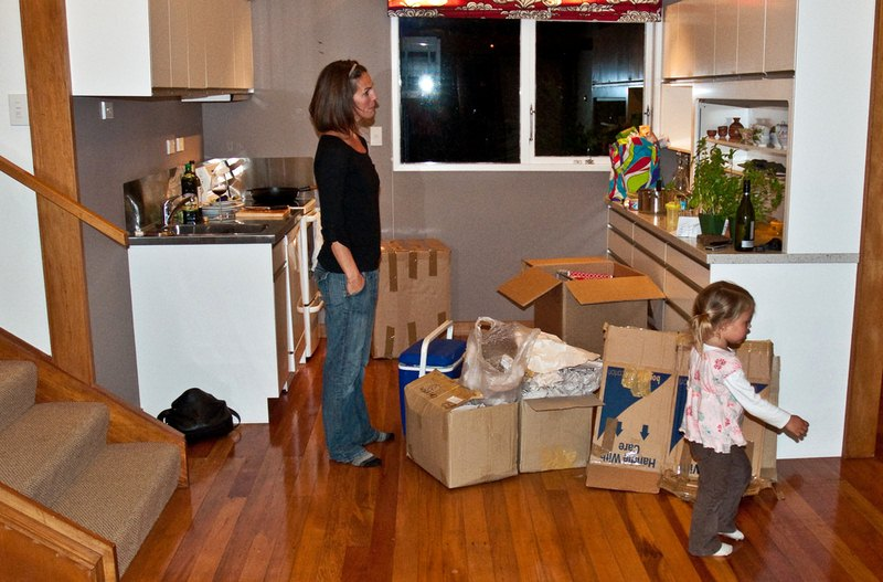 5 Things You Need to Know About Moving Into a New House