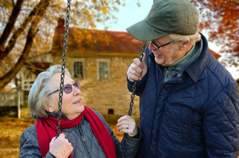 Old Age Increases Happiness, Long Term Study Finds
