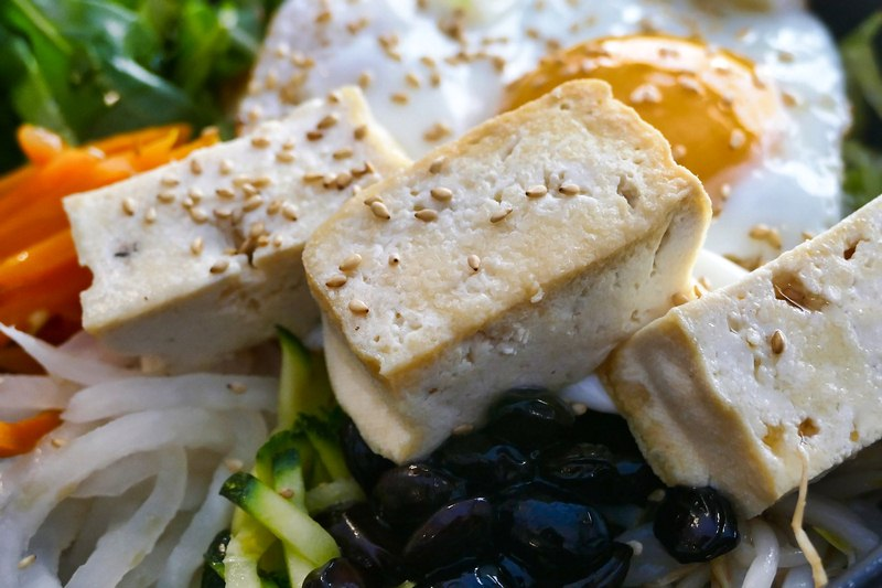 Soy Isoflavones in Tofu Protect Bone Density