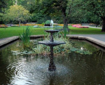 Featured image - Guide to Successful Outdoor Garden Fountain Designs
