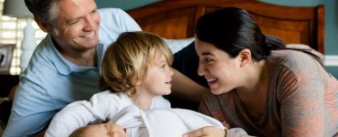 Featured image - Preparing Your Child for a New Sibling