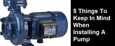 Featured image - 5 Things to Keep in Mind When Installing a Pump