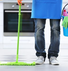 Featured image - How to Clean Your Home in 30 Minutes
