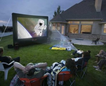 Featured image - Planning to Build an Outdoor Movie Theater